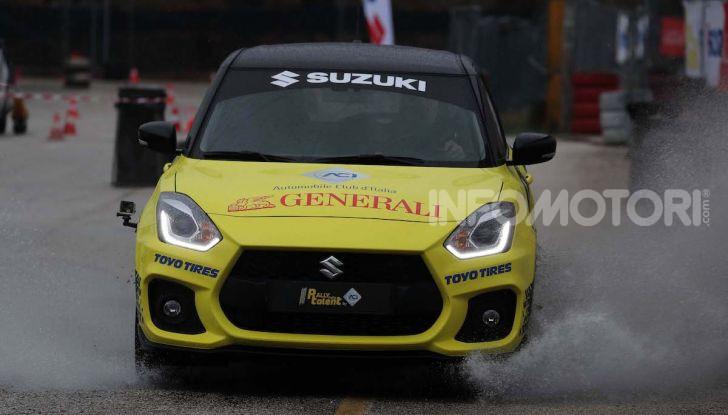 Suzuki Swift Sport auto ufficiale del Rally Italia Talent 2019 - Foto 9 di 11
