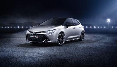Toyota Corolla GR Sport e Treck
