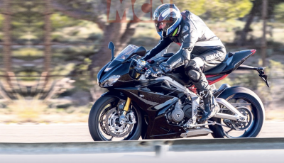 Triumph Daytona 765 2020: la sportiva di Hinckley torna con la MotoGP