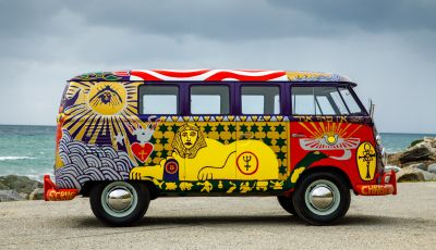 Volkswagen Bulli, il pullmino hippie ha ora un erede