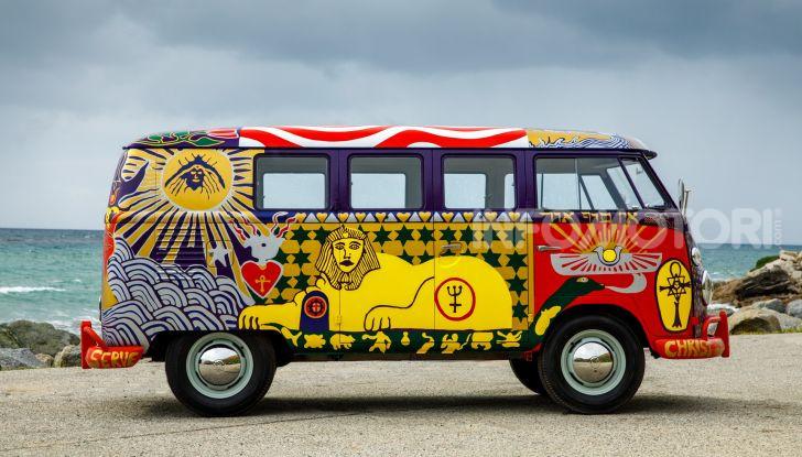 Volkswagen Bulli Light, replica dell'icona di Woodstock - Foto 2 di 20