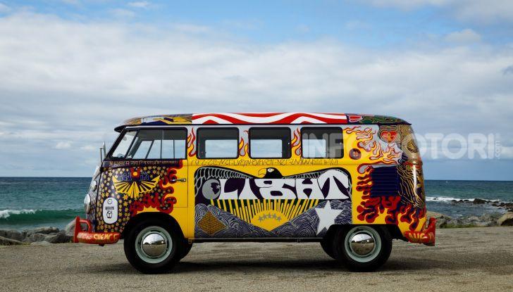 Volkswagen Bulli Light, replica dell'icona di Woodstock - Foto 14 di 20
