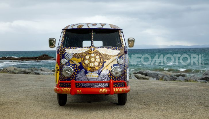 Volkswagen Bulli Light, replica dell'icona di Woodstock - Foto 19 di 20