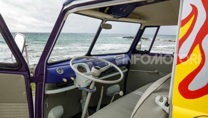 Volkswagen Bulli Light, replica dell'icona di Woodstock - Foto 6 di 20