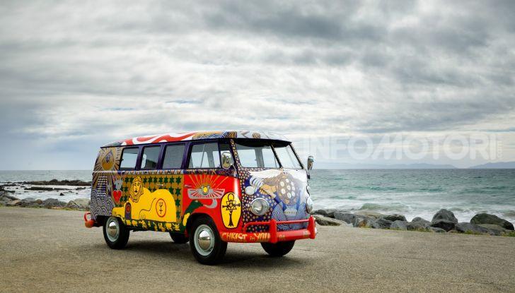 Volkswagen Bulli Light, replica dell'icona di Woodstock - Foto 4 di 20