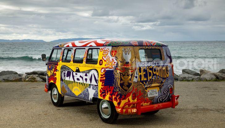 Volkswagen Bulli Light, replica dell'icona di Woodstock - Foto 3 di 20