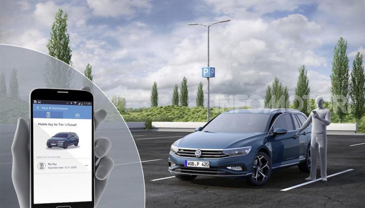 Volkswagen Passat 2019, nuovo design e motori - Foto 30 di 32