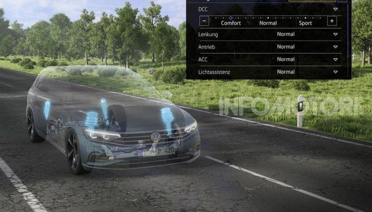 Volkswagen Passat 2019, nuovo design e motori - Foto 32 di 32