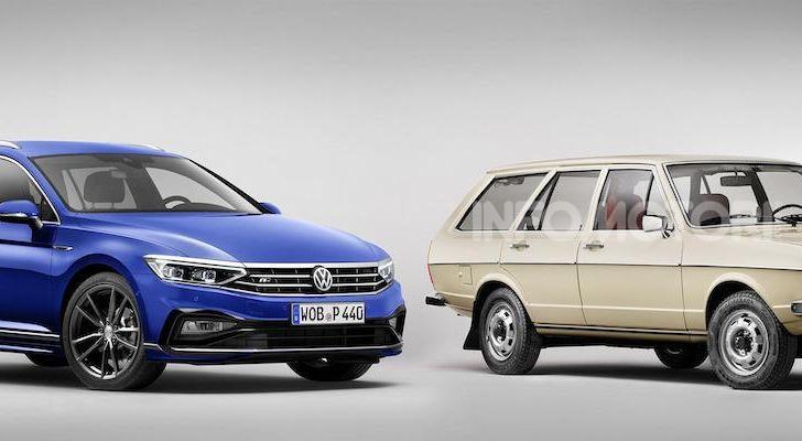 Volkswagen Passat 2019, nuovo design e motori - Foto 7 di 32