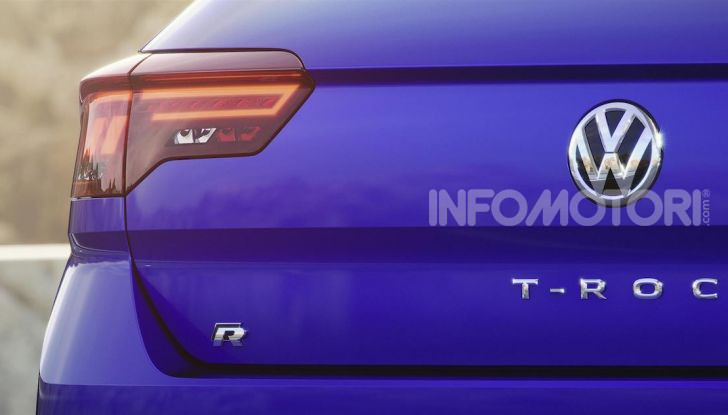 Volkswagen T-Roc R, il crossover compatto e sportivo - Foto 1 di 16
