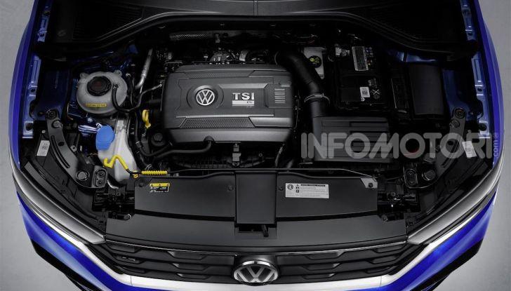 Volkswagen T-Roc R, il crossover compatto e sportivo - Foto 10 di 16
