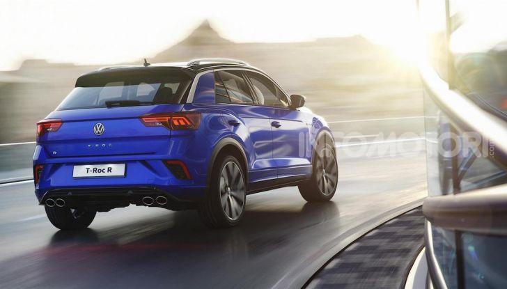 Volkswagen T-Roc R, il crossover compatto e sportivo - Foto 11 di 16