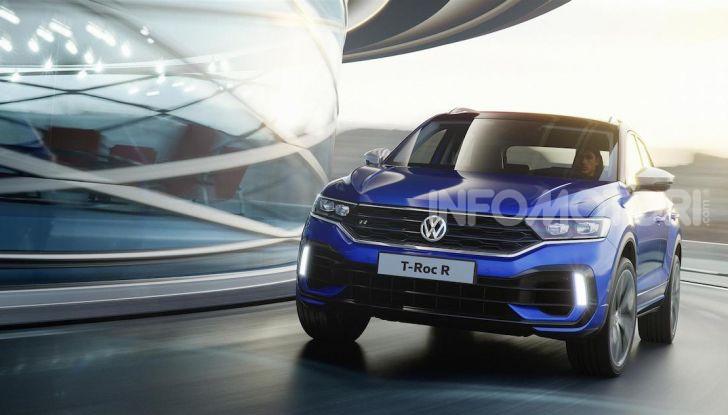 Volkswagen T-Roc R, il crossover compatto e sportivo - Foto 12 di 16