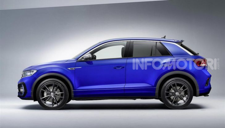 Volkswagen T-Roc R, il crossover compatto e sportivo - Foto 14 di 16