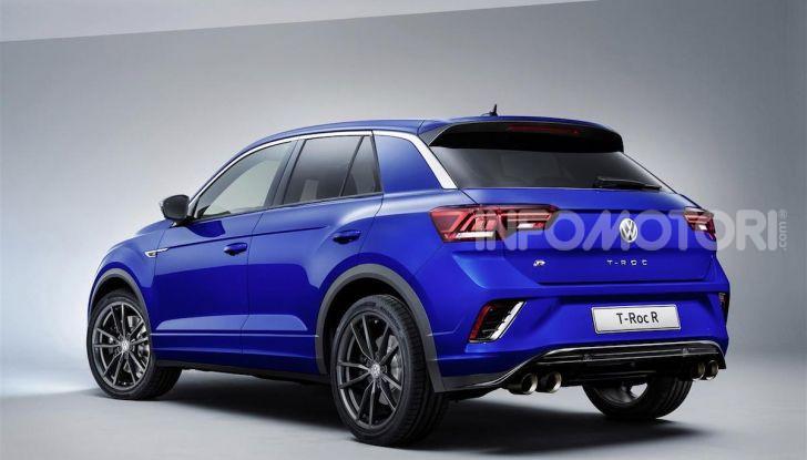 Volkswagen T-Roc R: prestazioni e design al top - Foto 15 di 16