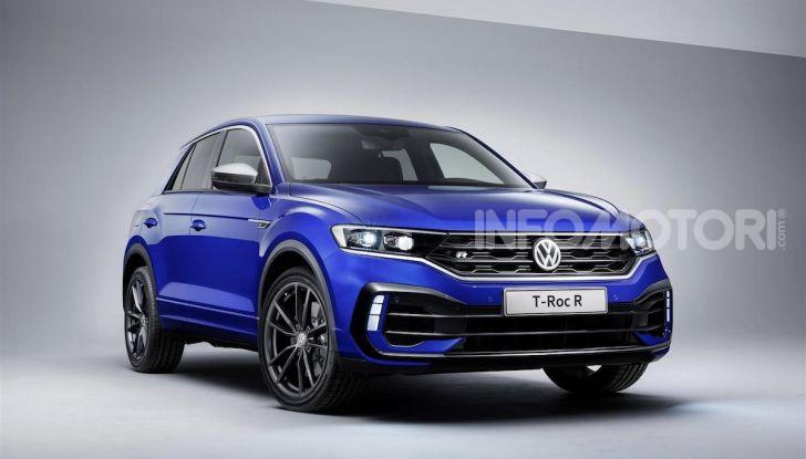 Volkswagen T-Roc R: prestazioni e design al top - Foto 16 di 16