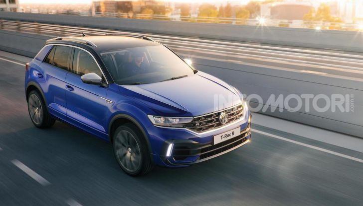 Volkswagen T-Roc R, il crossover compatto e sportivo - Foto 3 di 16