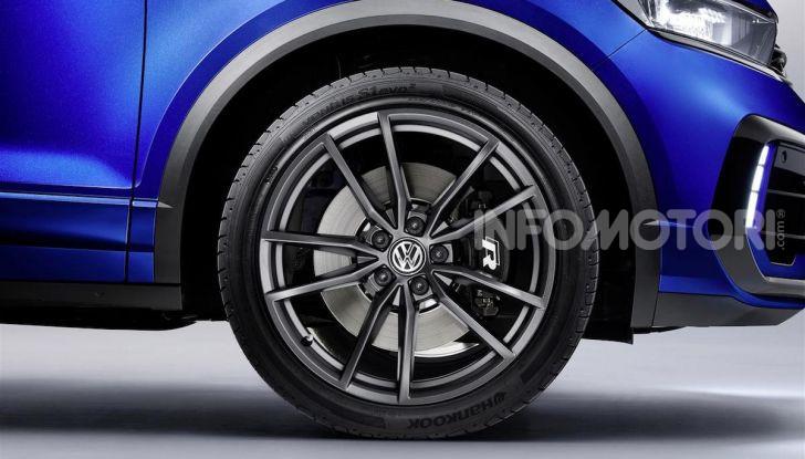 Volkswagen T-Roc R, il crossover compatto e sportivo - Foto 4 di 16