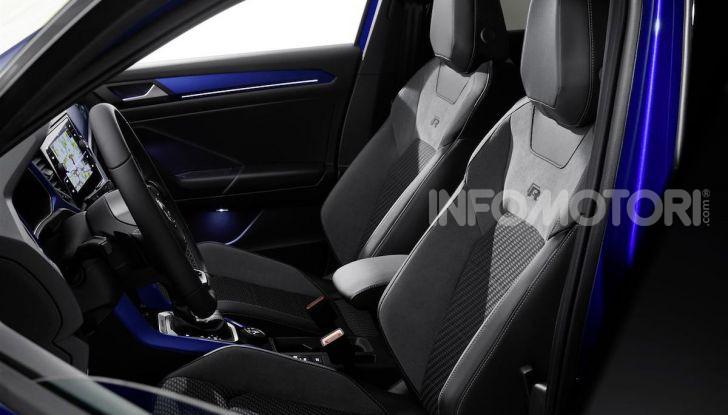 Volkswagen T-Roc R, il crossover compatto e sportivo - Foto 5 di 16