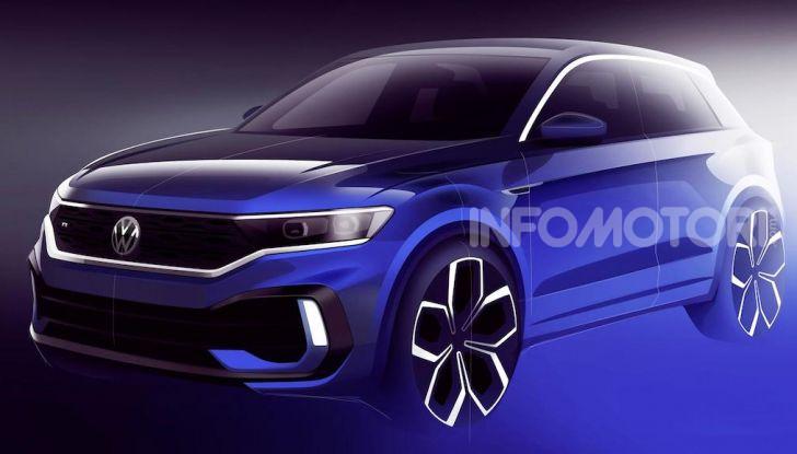 Volkswagen T-Roc R: prestazioni e design al top - Foto 6 di 16