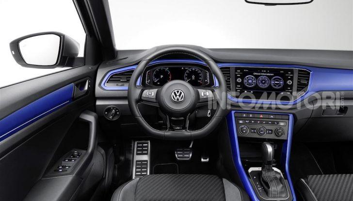 Volkswagen T-Roc R, il crossover compatto e sportivo - Foto 8 di 16