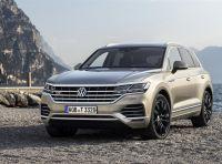Volkswagen Touareg 2019, il V8 TDI da 421CV per il top di gamma