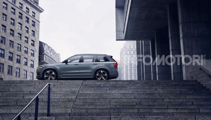 Volvo XC90: il SUV svedese è tutto nuovo - Foto 1 di 30