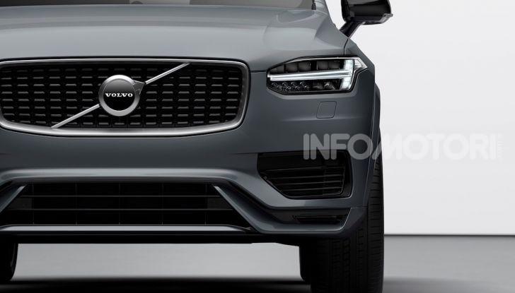 Volvo XC90: il SUV svedese è tutto nuovo - Foto 23 di 30
