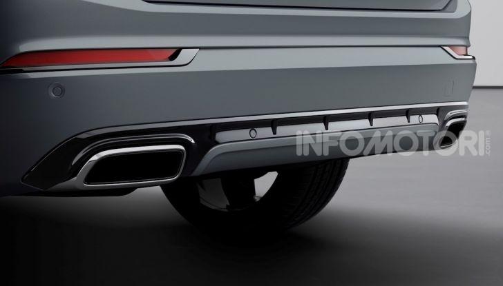 Volvo XC90: il SUV svedese è tutto nuovo - Foto 26 di 30