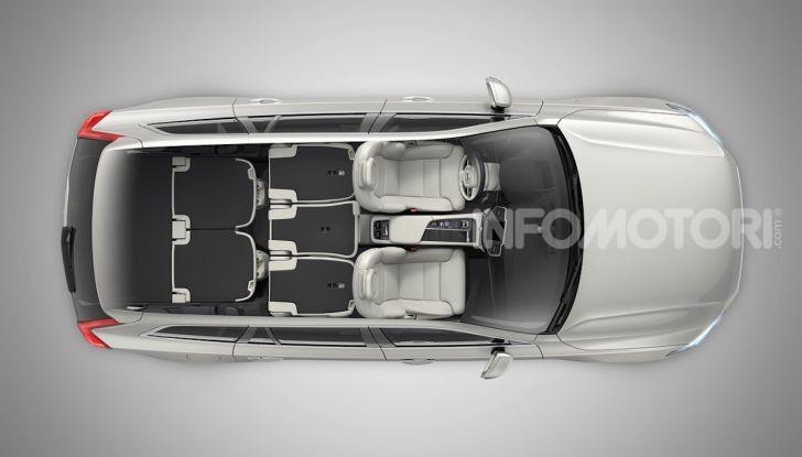 Volvo XC90: il SUV svedese è tutto nuovo - Foto 28 di 30