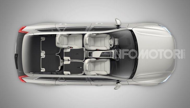 Volvo XC90: il SUV svedese è tutto nuovo - Foto 29 di 30