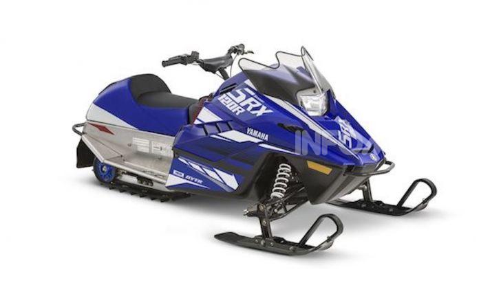 Bambini in sella: lo Snow Kids Yamaha con SRX 125 - Foto 7 di 7