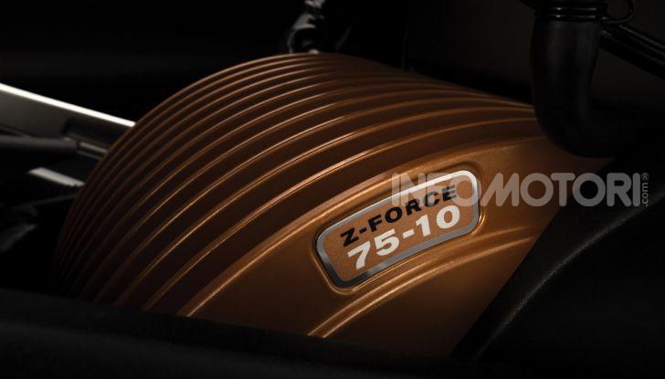 Zero Motorcycles SR/F: la moto elettrica potente ma facile da guidare - Foto 6 di 20