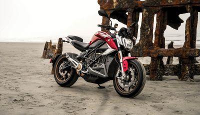 Zero Motorcycles SR/F: la moto elettrica potente ma facile da guidare
