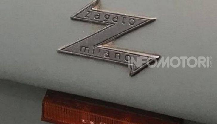 Alfa Romeo Giulietta SZ, l'asta tocca cifre record - Foto 14 di 15