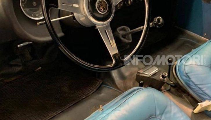 Alfa Romeo Giulietta SZ, l'asta tocca cifre record - Foto 7 di 15