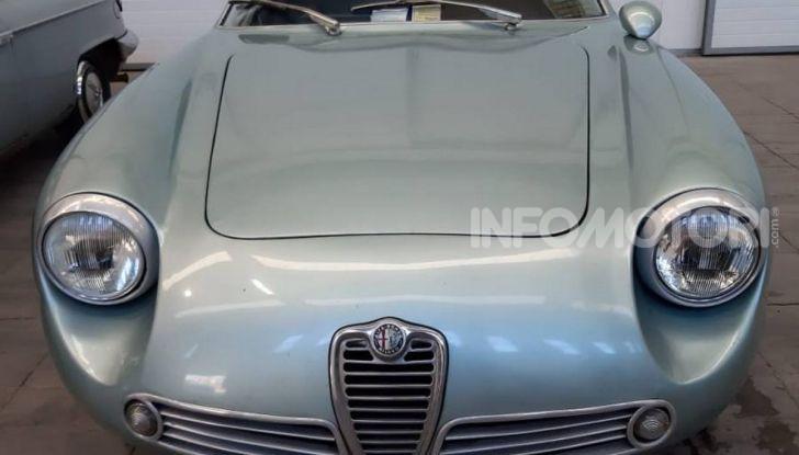 Alfa Romeo Giulietta SZ, l'asta tocca cifre record - Foto 2 di 15