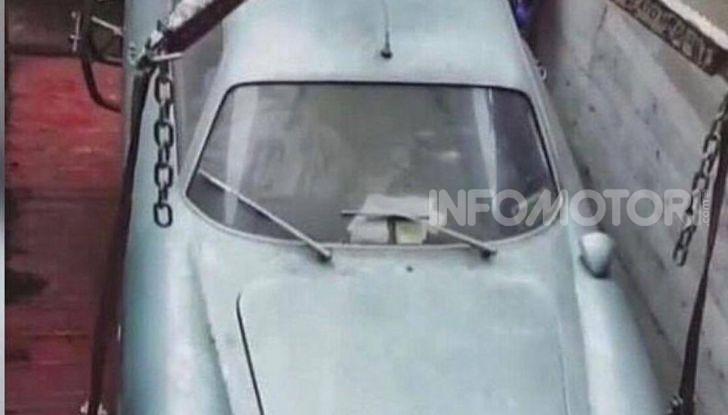 Alfa Romeo Giulietta SZ, l'asta tocca cifre record - Foto 6 di 15