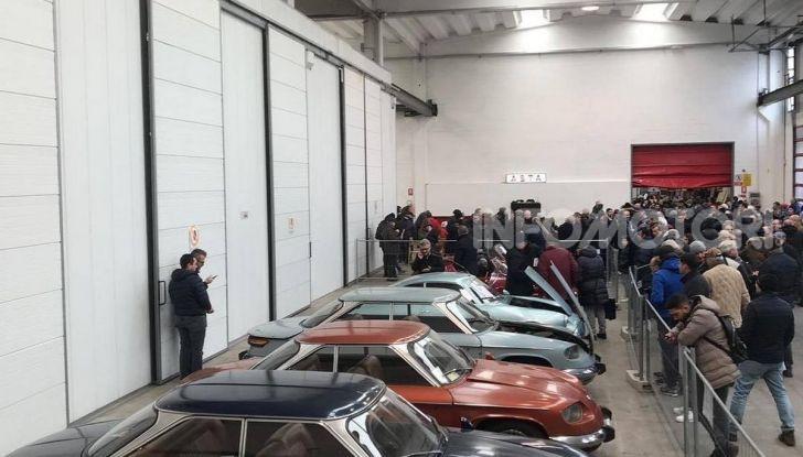 Alfa Romeo Giulietta SZ, l'asta tocca cifre record - Foto 9 di 15
