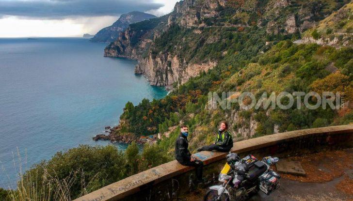 Turchia-Italia in moto per testare il valore degli pneumatici invernali - Foto 10 di 34