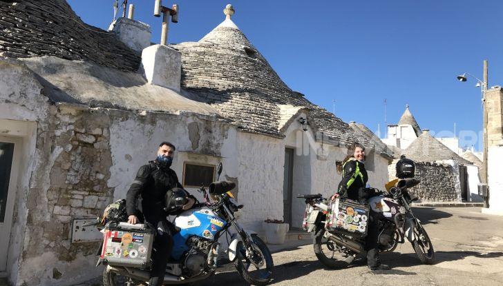 Turchia-Italia in moto per testare il valore degli pneumatici invernali - Foto 17 di 34