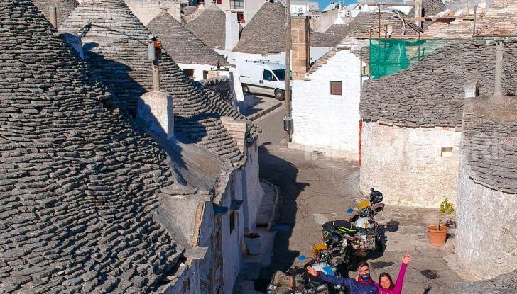 Turchia-Italia in moto per testare il valore degli pneumatici invernali - Foto 18 di 34