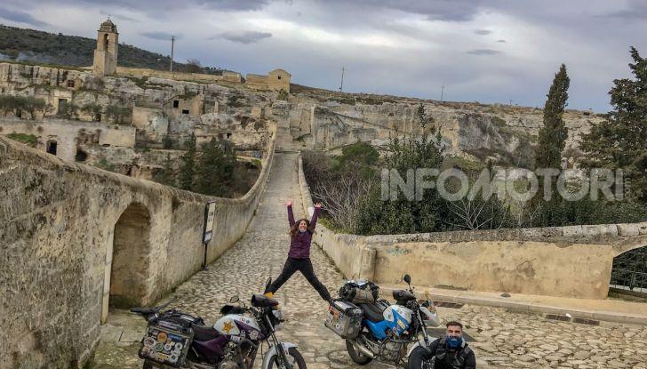 Turchia-Italia in moto per testare il valore degli pneumatici invernali - Foto 19 di 34