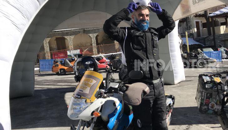 Turchia-Italia in moto per testare il valore degli pneumatici invernali - Foto 2 di 34