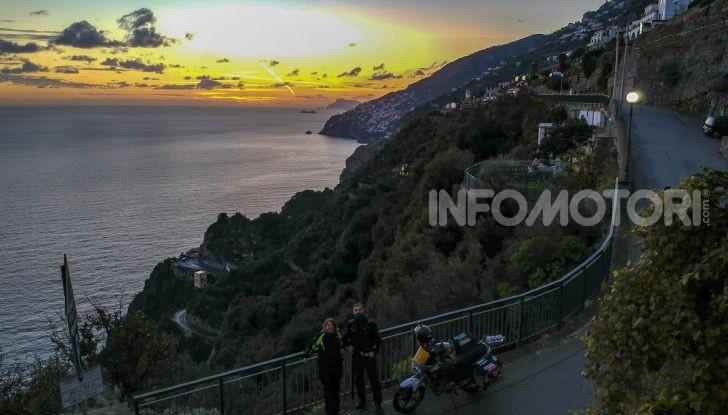 Turchia-Italia in moto per testare il valore degli pneumatici invernali - Foto 22 di 34
