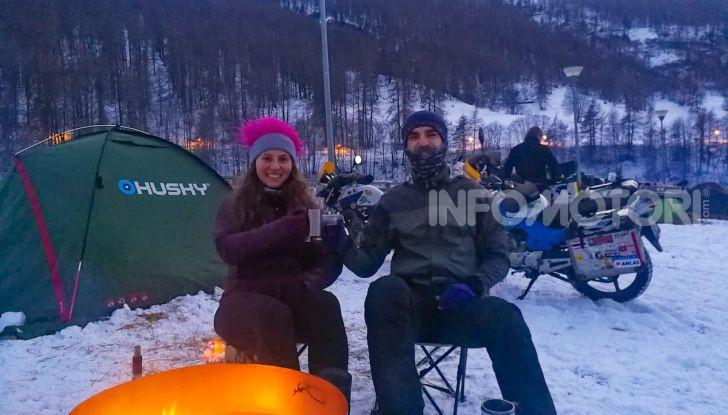 Turchia-Italia in moto per testare il valore degli pneumatici invernali - Foto 29 di 34