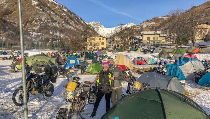 Turchia-Italia in moto per testare il valore degli pneumatici invernali - Foto 30 di 34