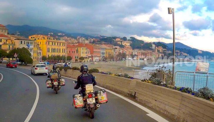 Turchia-Italia in moto per testare il valore degli pneumatici invernali - Foto 4 di 34