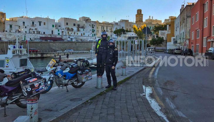 Turchia-Italia in moto per testare il valore degli pneumatici invernali - Foto 7 di 34
