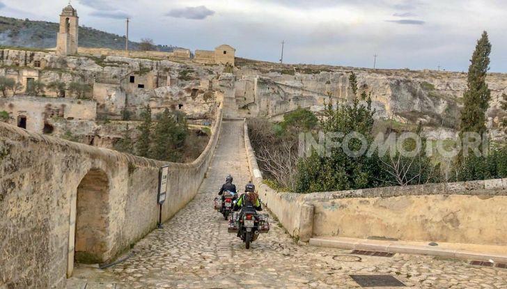 Turchia-Italia in moto per testare il valore degli pneumatici invernali - Foto 9 di 34